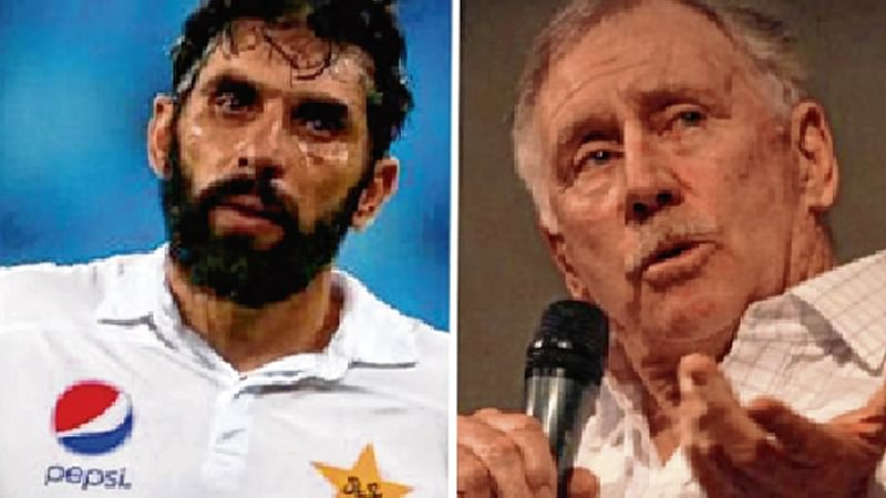 Misbah hits back at Chappell for harsh criticism of Pakistan