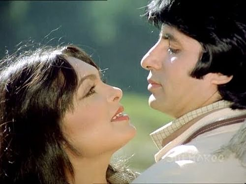 Flashback: Parveen Babi from 1949 to 2005