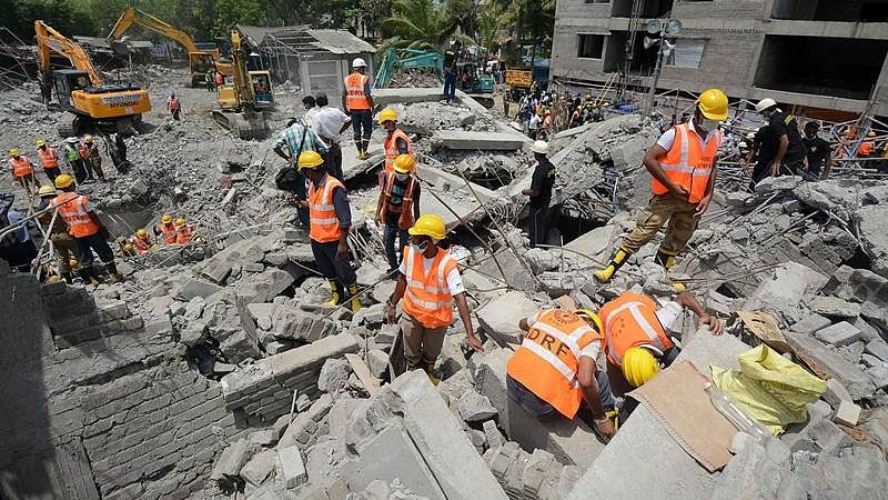 9 killed in Kazakhstan apartment building collapse: ministry