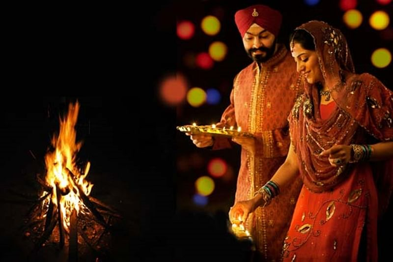 TV Celebs wishes Lohri to their fans!