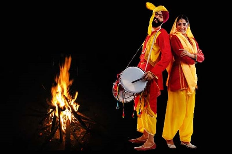 Lohri is a festival of good luck, happiness and prosperity