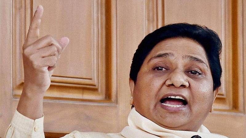 Supreme Court relief to BSP supremo Mayawati