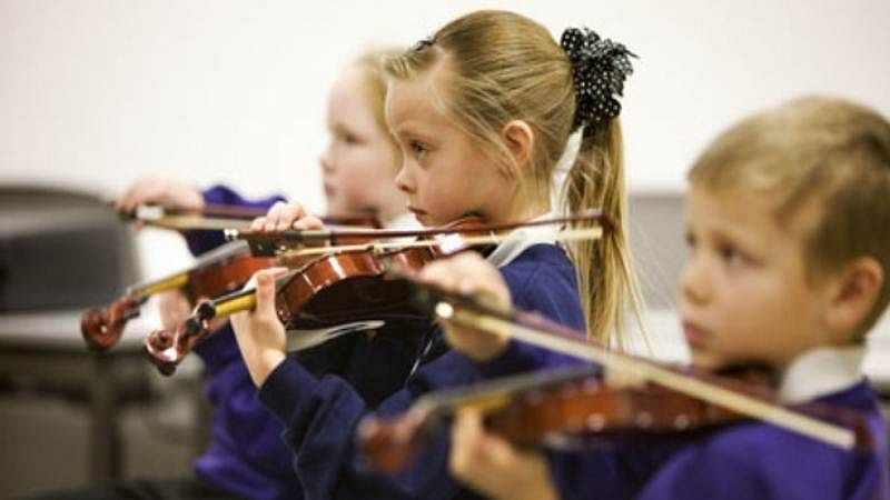 Learning Mandarin may give kids a head start in music
