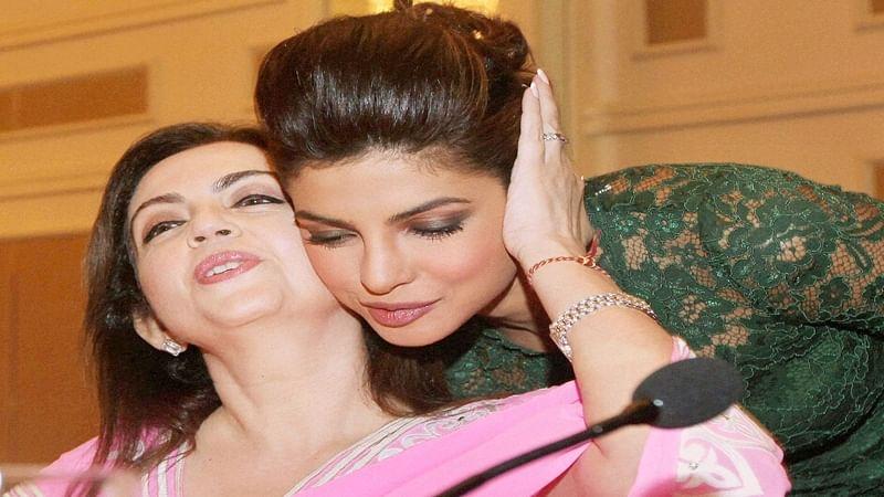 Priyanka congratulates Nita Ambani for MET Museum honour