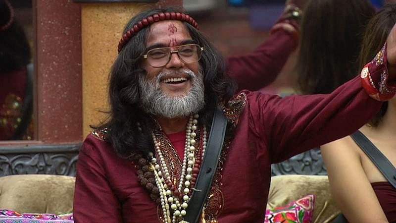 Controversial contestant Swami Om out of 'Bigg Boss'