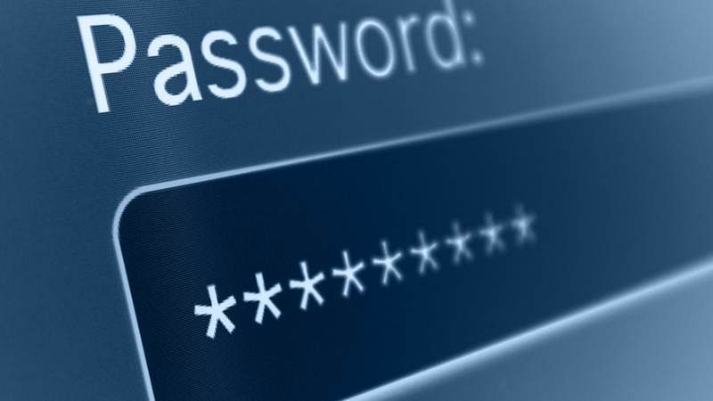 Bad password habits can compromise your sensitive data