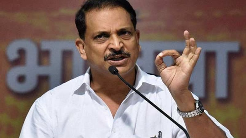 Modi cabinet reshuffle: Rajiv Pratap Rudy resigns ahead of much-speculated rejig