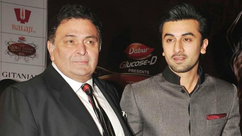 I share a formal relationship with my father: Ranbir Kapoor