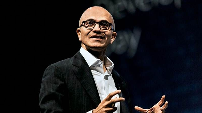 Microsoft's Satya Nadella not nervous of Donald Trump