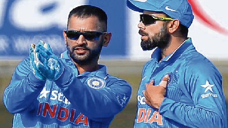 Dhoni will always remain my captain: Kohli