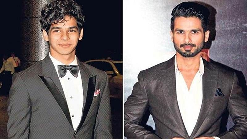 Shahid Kapoor's half brother is all set to debut with Deepika Padukone