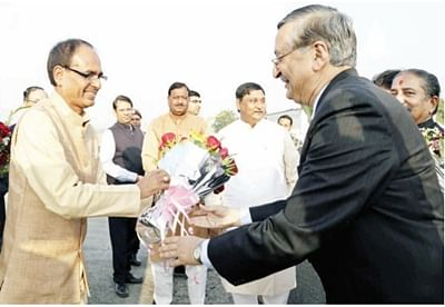 Bhopal: Back from holiday, CM Shivraj Singh Chouhan heads straight for Samidha