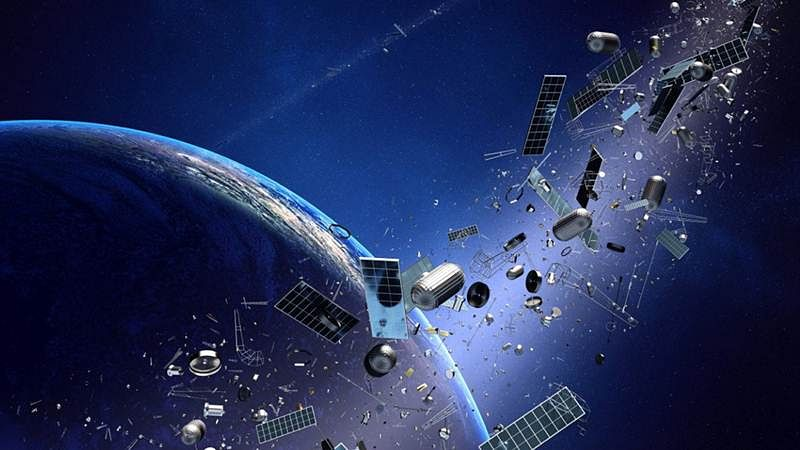 Japanese 'space junk' in trouble