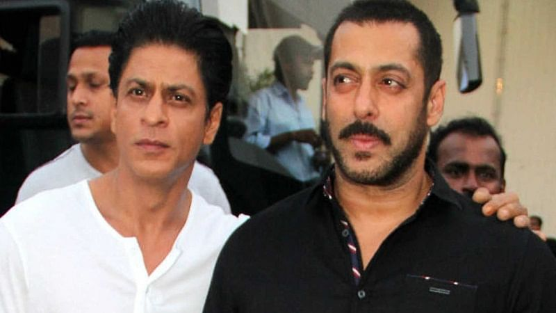 Shah Rukh tight-lipped on working with Salman in 'Tubelight'
