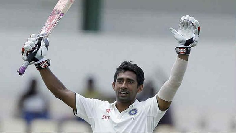 Saha's maiden double ton helps Rest of India to clinch Irani Cup