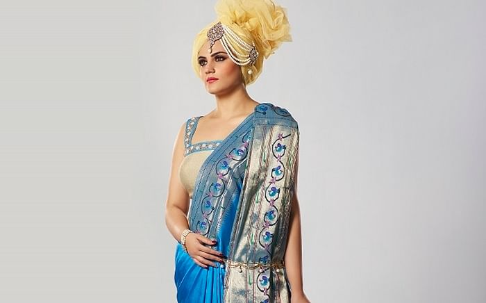 Salman Khan sister becomes brand ambassador of Indrayani Handlooms!
