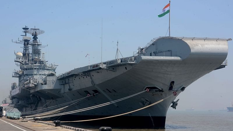 Shiv Sena MP Priyanka Chaturvedi urges Defence Minister to grant NOC to preserve INS Viraat