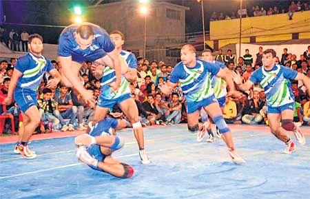 Kabaddi: Mumbai Che Raje confident