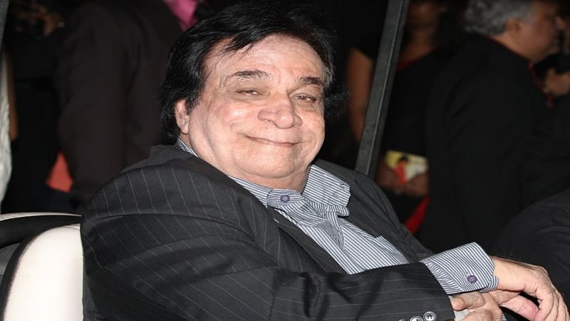 Actor Kader Khan buried in Canadian cemetery