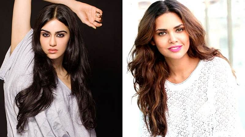 Esha Gupta rubbishes rumours of tiff with Adah Sharma