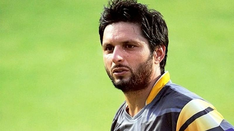 Shahid Afridi gives funny response to question on Team India wearing camouflage caps in 3rd ODI against Australia, watch