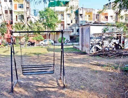 Bhopal: Apathy of BMC, locals lands park in shambles