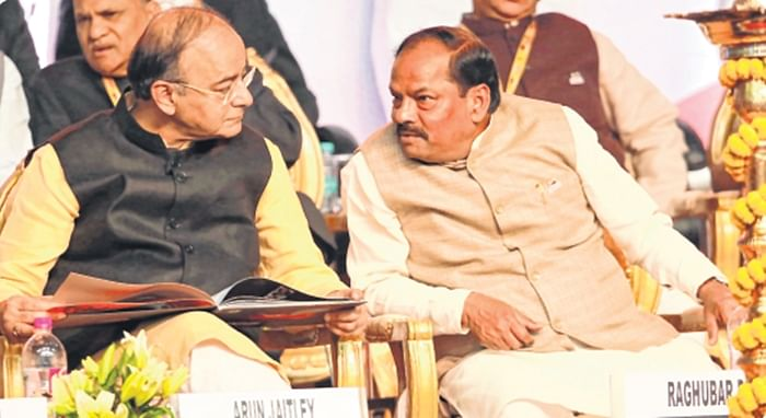 Centre echoes Jharkhand's growth potential