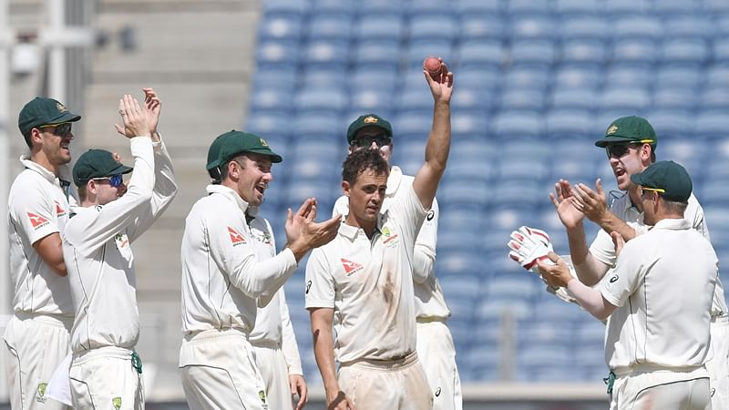 India vs Australia: Underdog Aussies thrash India by 333 runs