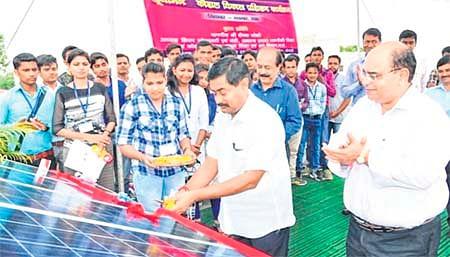 Bhopal: CRISP training helps students secure jobs