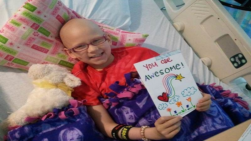 Cancer comic to inspire and raise hope for cancer patients