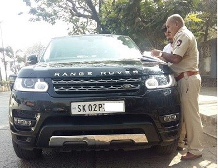 Mumbai: Danny Denzongpa fined Rs 29 Lakh by RTO for his Range Rover