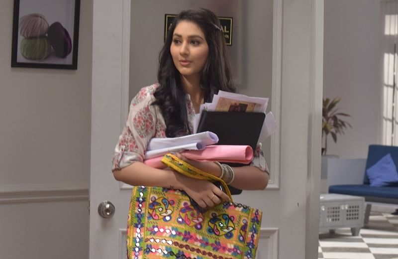 I pretty much relate to my character, says Disha Parmar