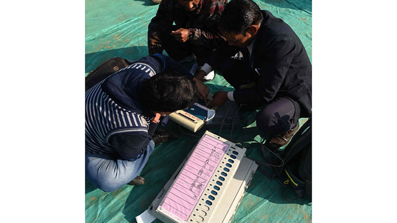 AAP to conduct its own EVM challenge