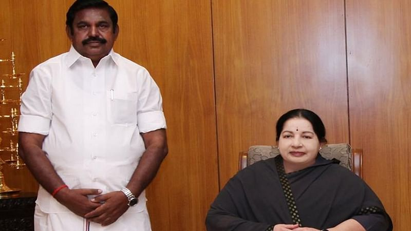 Palanisamy likely to take oath as Tamil Nadu CM this evening