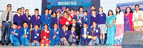 Indore: Emerald Heights wins inter-school quiz contest