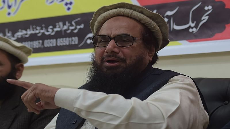 Hafiz Saeed's house arrest extended by two more months