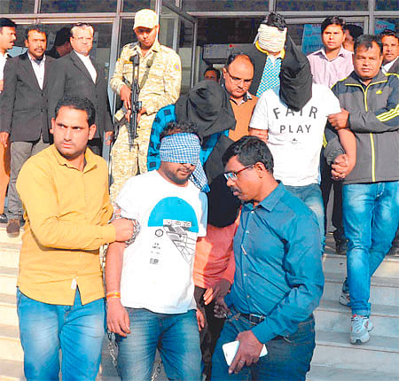Bhopal: From labourer in Dubai to kingpin of ISI espionage ring