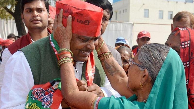Gayatri Prajapati case: Uttar Pradesh STF arrests two persons from Noida