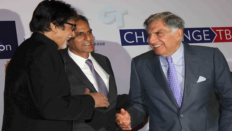 Amitabh, Tata to fund cancer surviour to publish book which tell inspirational stories of survivors