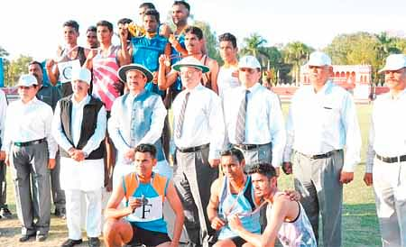 Bhopal: Home minister opens police sports meet
