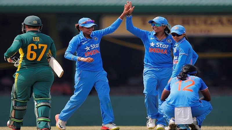 Harmanpreet, Deepti star as India women beats SA by 1 wicket in WC Qualifiers final