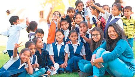 IIM-Indore holds sports fest for underprivileged children
