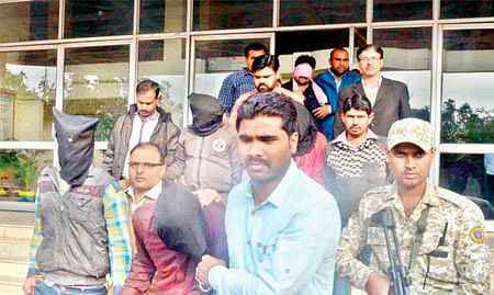 Bhopal: ED likely to investigate ISI espionage case
