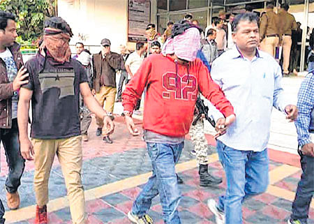 Bhopal: ISI module busted in state, 11 agents nabbed