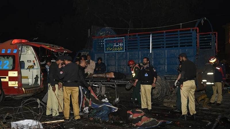 Pakistan kills Lahore attack mastermind