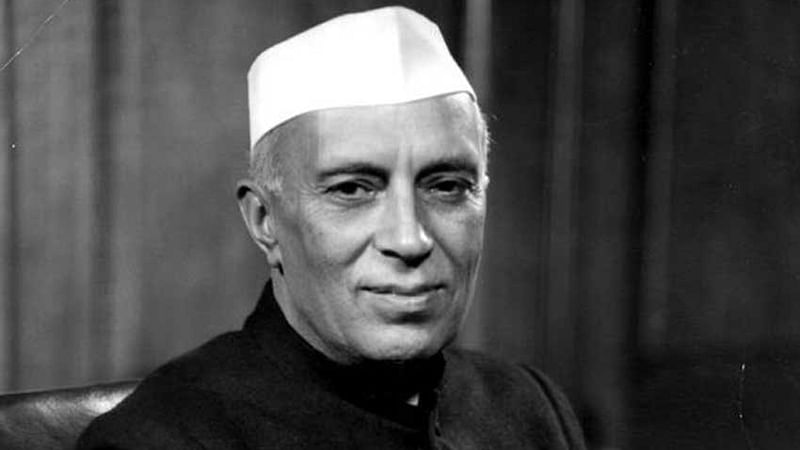 Jawaharlal Nehru's statue removed from road in Allahabad, Congress workers protest