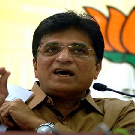 Stay on Metro carshed work illegal: Kirit Somaiya