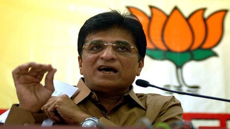 Mumbai: Kirit Somaiya at garba on stampede night?