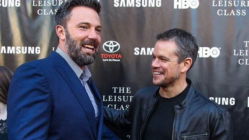 Ben Affleck, Matt Damon team up for upcoming crime movie
