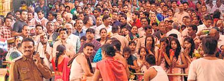 Ujjain: Mahashivratri preparations go on in full swing
